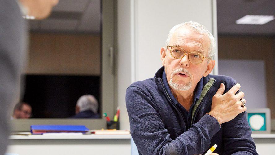 Jef Colruyt, CEO Colruyt Group.