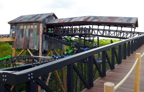 Rollercoaster Bellewaerde.