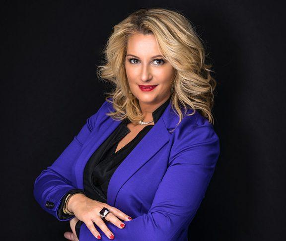 Romina Longo, CEO van Youphoria.