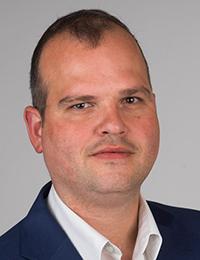 Jens De Wael, HR-manager bij Bilfinger België