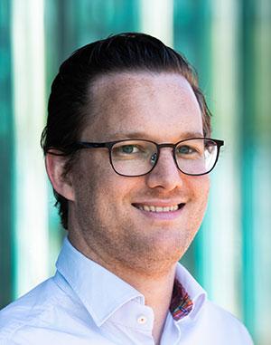 Jason Van Roey, HR Business Partner Kruidvat.