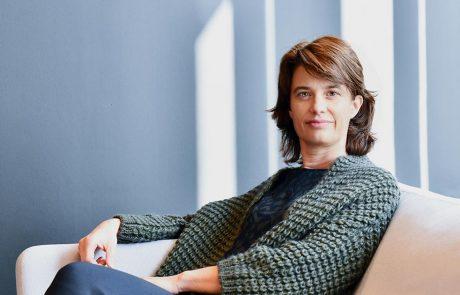 Annick Vandenbulcke, managing director van de Belgische vestiging van Colliers International.
