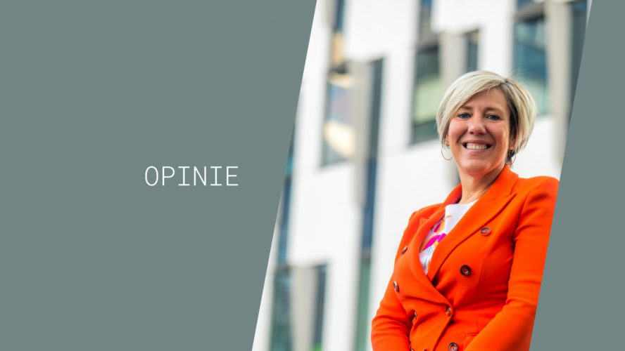 Conny Vandendriessche, Founder Stella P, co-founder House of HR en co-founder Accent Jobs.