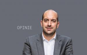 Mathieu Michel, Staatssecretaris voor Digitalisering.