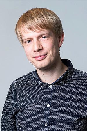 Pieter-Jan Deraedt, CTO Amista.