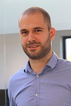 Filip De Winter, Account Manager Van Dessel.