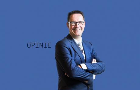 Danny Van Assche, gedelegeerd bestuurder van UNIZO.