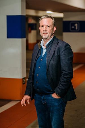 Jan Verbruggen, Managing Partner CenEnergy.