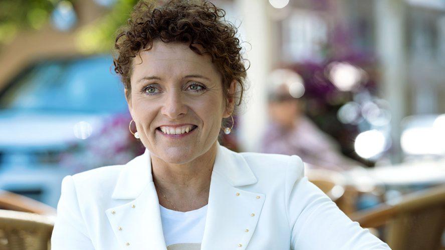 Lydia Peeters, Vlaams minister van Mobiliteit.