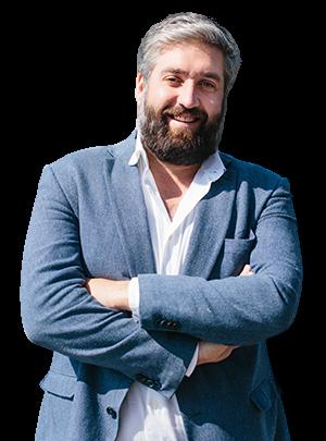 Mathieu de Lophem, CEO van Skipr.