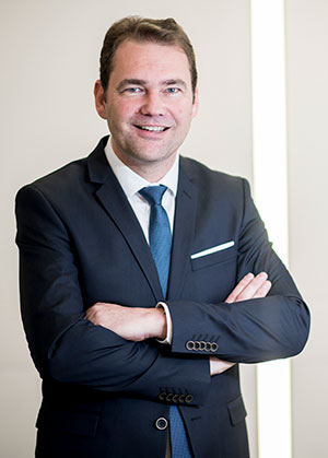 Laurent Loncke, General Manager van Arval België.