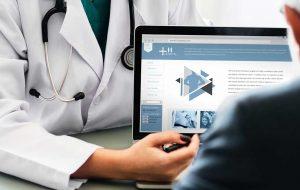Lægesamtale med patient