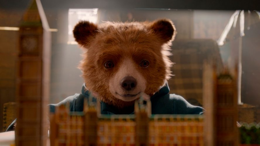 Still image fra Paddington the Movie