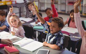 Undervisningssituation i børnehaveklasse
