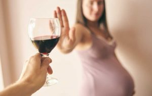 alkoholi-raskausaikana