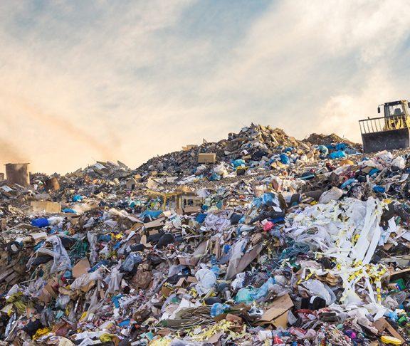 Kaatopaikkajäte