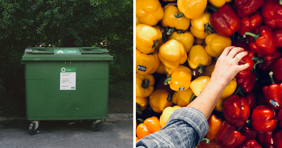 Itämeri kierrätä ruokahävikki