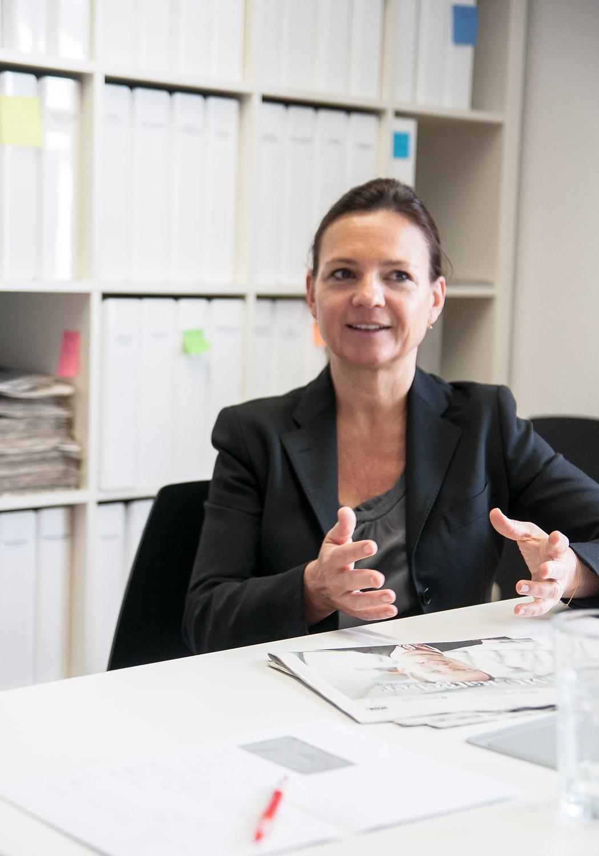Marie Hélène Ametsreiter, Business Angel und Partnerin beim Frühphasenfonds Speedinvest, im Gespräch mit Mediaplanet Austria. © Foto: Mediaplanet/Strobl