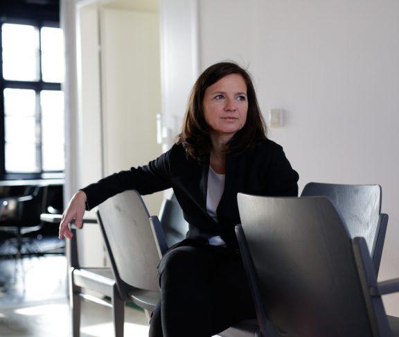 Marie Hélène Ametsreiter sitzt für die PULS 4 Start-Up-Show in der Jury. © Foto: Speedinvest