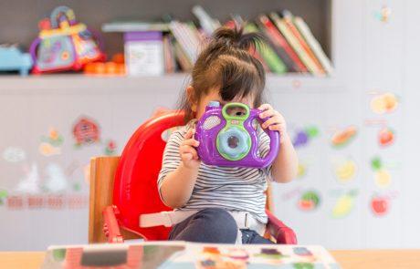 Lapen puhumaan oppiminen