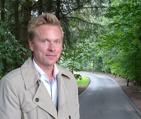 Tidligere borgmester i Fredericia Thomas Banke