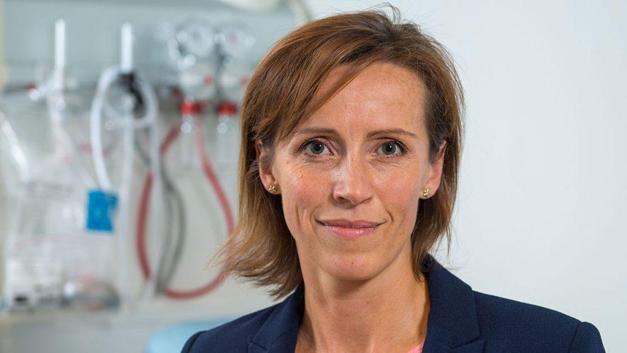Celeste Porsbjerg, overlæge, klinisk forskningslektor på Lungemedicinsk afd., Bispebjerg Hospital