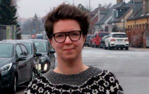 Lisa Ahlgren, sekretariatsleder i Dansk Cøliaki Forening