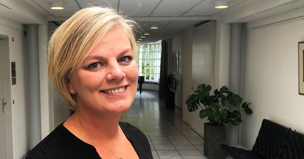 Anette Kjærgaard, Souschef på Diakonissestiftelsen i Gentofte