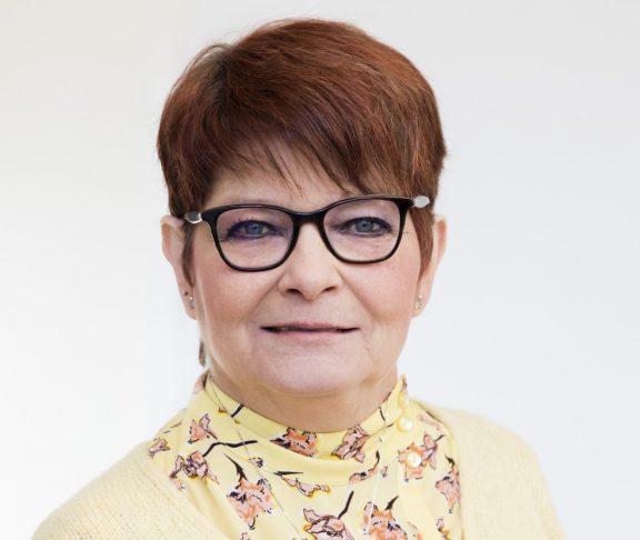Lisbeth Søbæk Hansen Formand Patientforeningen Lungekræft
