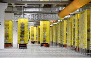 Automatisierung in der Logistik