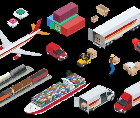 Intermodaler Verkehr: intelligentes Zusammenspiel im Gütertransport