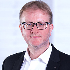 Frank Polley, Leiter des Connectivity-Consulting, Weidmüller GmbH. ZVG