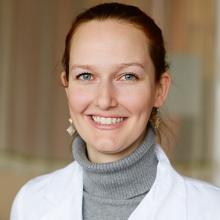 Priv.-Doz. Dr. Bianca Gerendas, MSc Fachärztin für Augenheilkunde und Optometrie, Medizinische Universität Wien