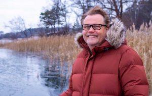 Olle Karlsson lever med njurcancer.