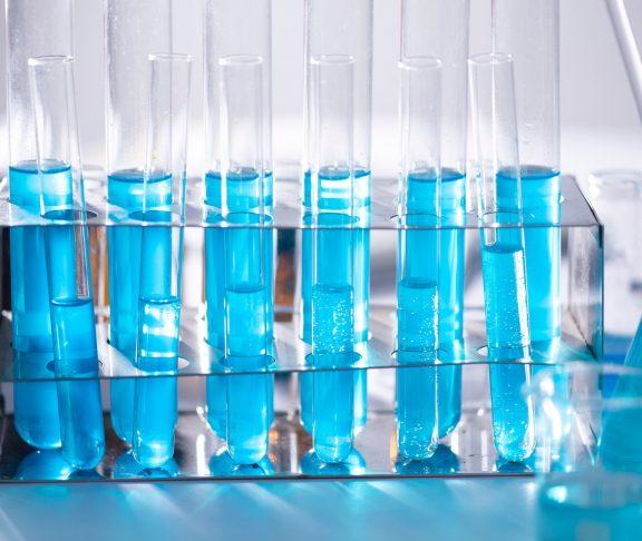 laboratorium test forskning