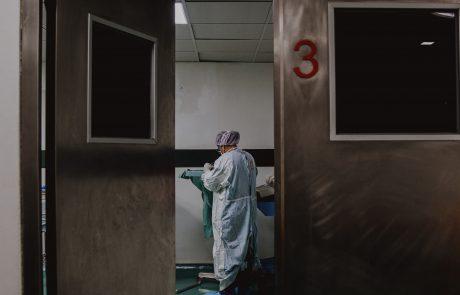 sjukhus behandling