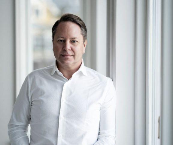 Johan Löf Vd och grundare RaySearch Laboratories