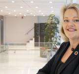 Jenni Nordborg, nationell life science-samordnare. Foto: Maria nilsson