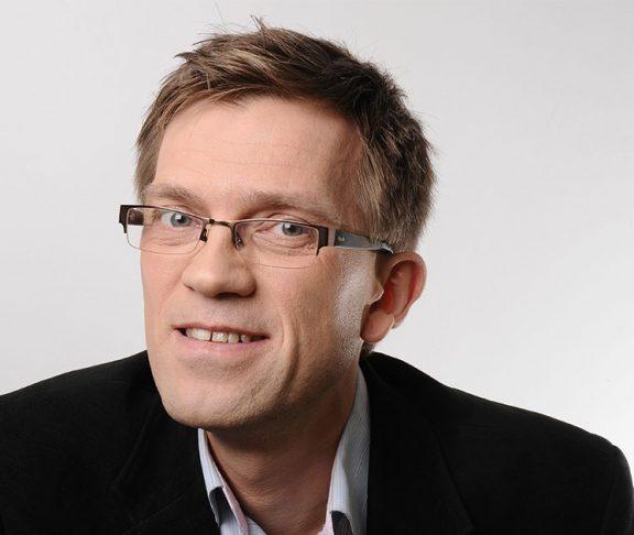 Mattias Goldmann, VD Fores