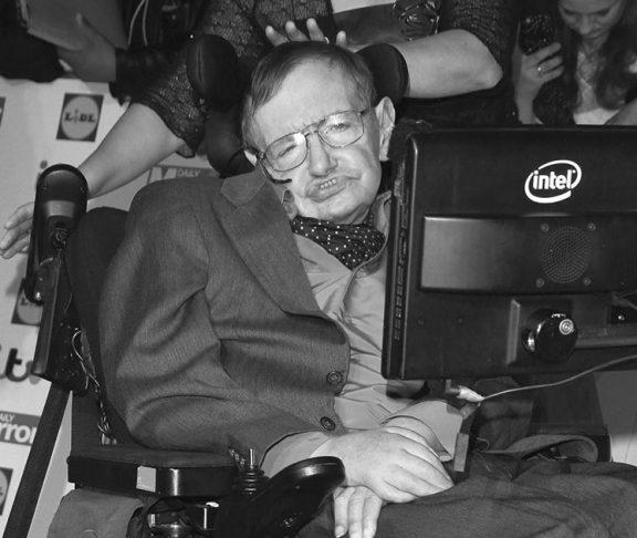 Stephen Hawking, ALS
