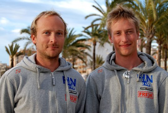 Joonas ja Niklas Lindgren
