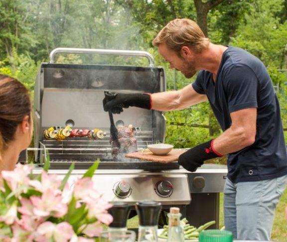 kesäherkut grillistä