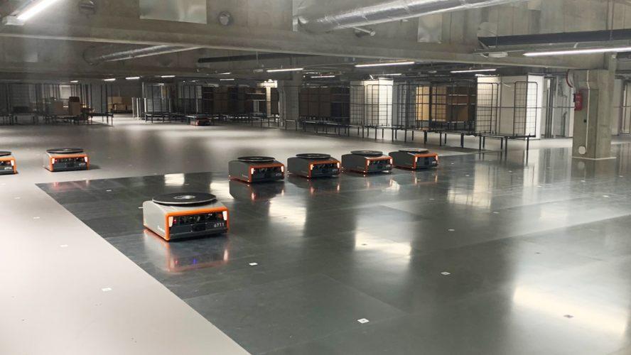 verkkokauppa-robotti