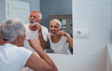 Senioreiden hammashoito