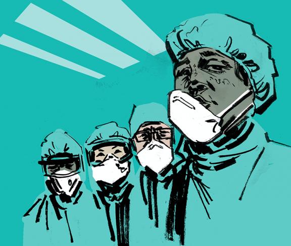 Sairaalan viestintäjärjestelmä