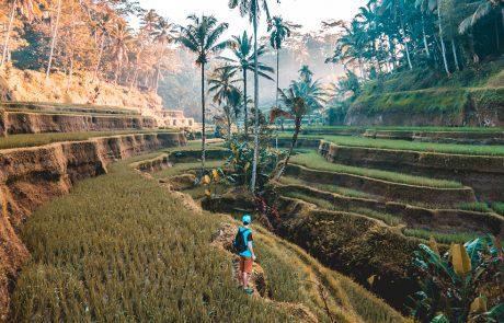 Man in Indonesië