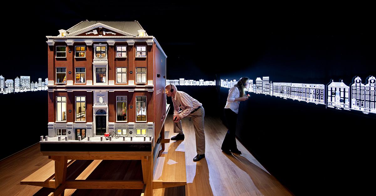 Het Grachtenhuis room 4 overzicht (c) Thijs Wolzak