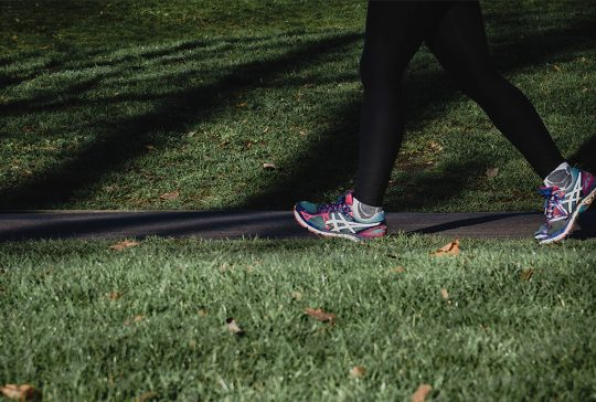 Hardlopen is deel van gezonder leven