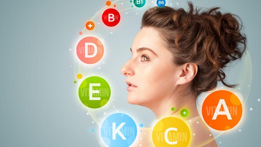 De effecten van vitamines op je huid