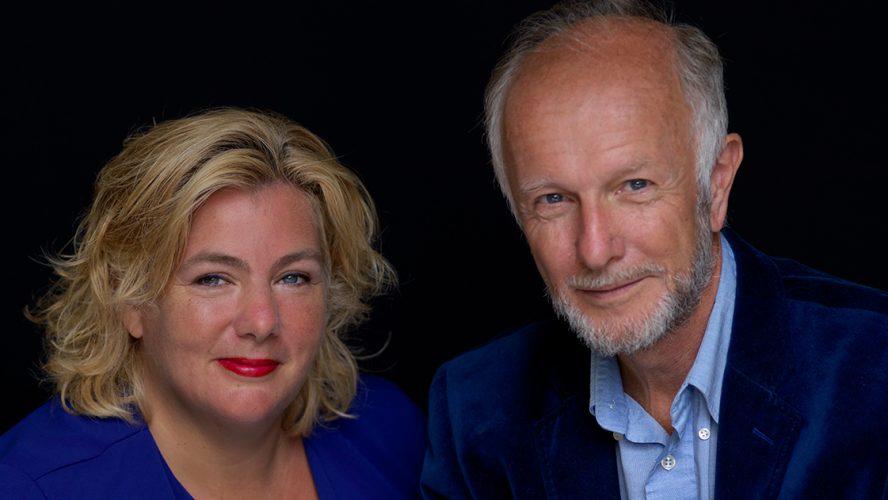 Ilse van Ee en Jim van der Zon